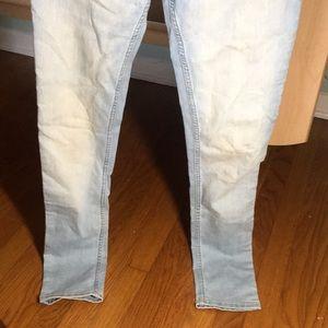 Hollister Jeans - Hollister Light Blue Jeans